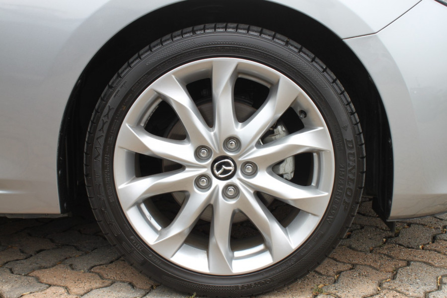 2016 Mazda 3 BM5238 SP25 Sedan Image 8