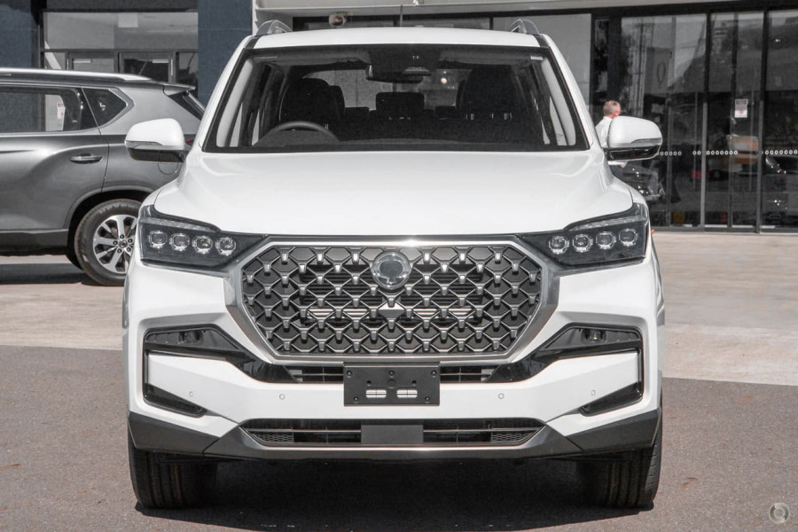 2021 SsangYong Rexton Y450 ELX Suv Image 2