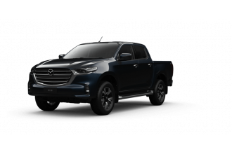 2020 MY21 Mazda BT-50 TF XTR 4x4 Pickup Cab chassis Image 2