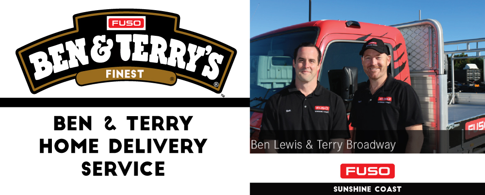 Ben & Terry's Home Delivery Service