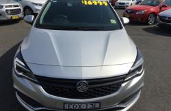 2016 Holden Astra BK Turbo R Hatchback Image 2