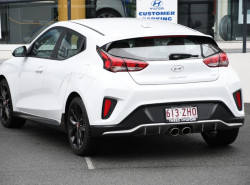 2019 MY20 Hyundai Veloster JS Turbo Coupe Image 3