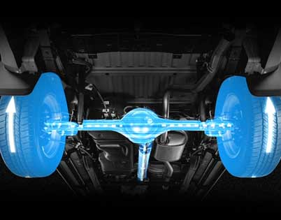 Rear Differential Lock Image