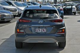 2019 MY20 Hyundai Kona OS.3 MY20 Elite 2WD Suv