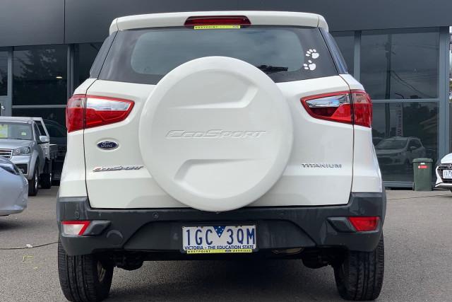 2015 Ford EcoSport Titanium 19 of 24