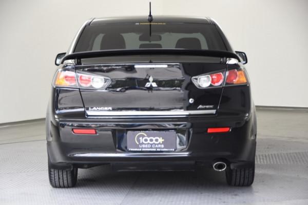 2009 Mitsubishi Lancer CJ MY09 Aspire Sedan Image 4