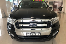 2017 MY18.00 Ford Ranger PX MkII 2018.00 XLT Utility Image 2