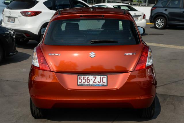 2012 Suzuki Swift FZ GLX Hatchback Image 4
