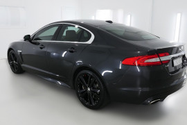 2012 Jaguar Xf X250 MY12 S Sedan Image 4