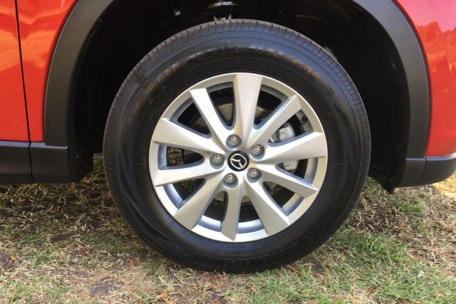 2015 Mazda Cx-5 KE1071 MY14 Maxx Suv Image 2
