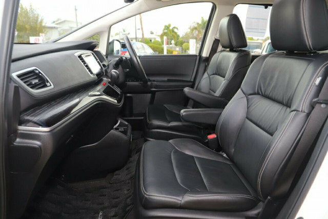 2015 Honda Odyssey 5th Gen VTi-L Wagon Image 13