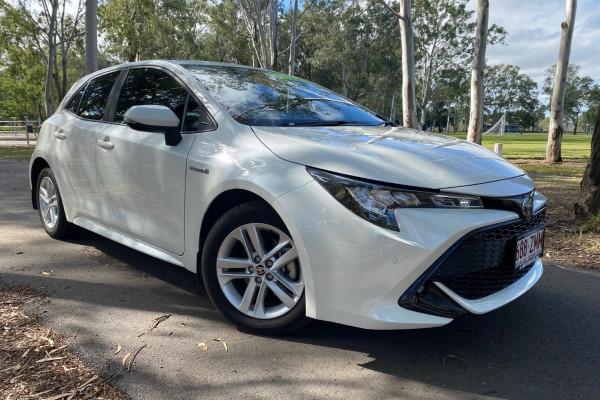 Toyota Corolla Hybrid ZW