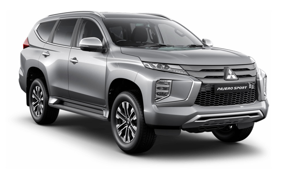 2021 MY20 Mitsubishi Pajero Sport QF Exceed Other