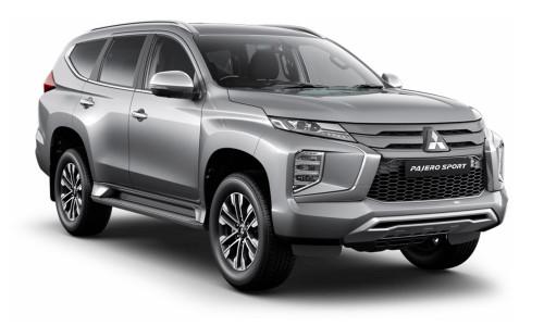 2020 Mitsubishi Pajero Sport QF Exceed Suv