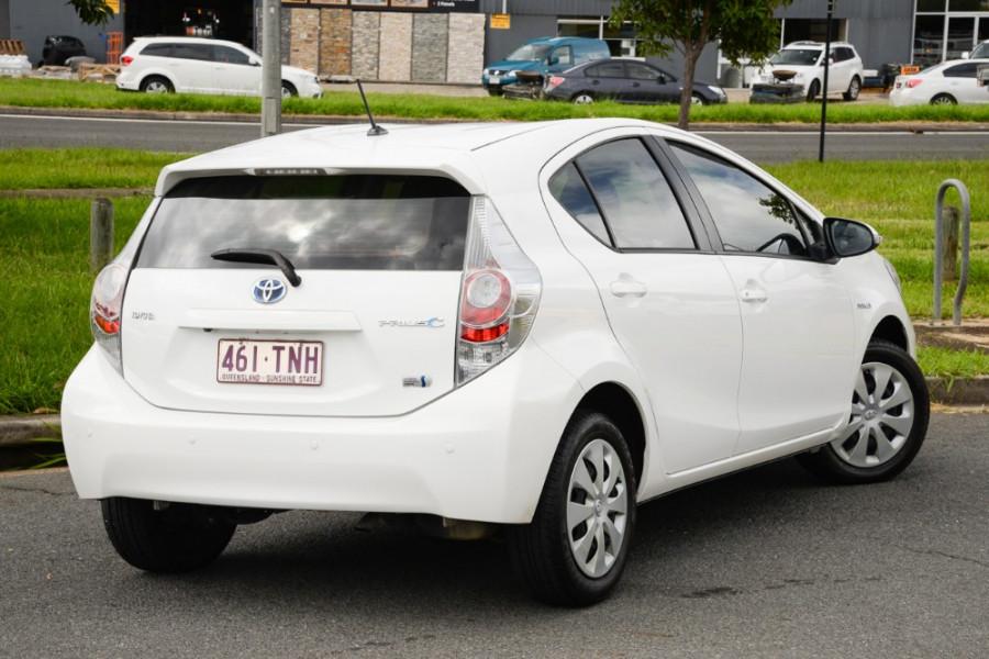 Used 2013 Toyota Prius C P1507 Brisbane Bayside