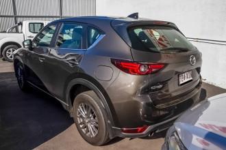 2017 Mazda CX-5 KE Series 2 Maxx Sport Suv