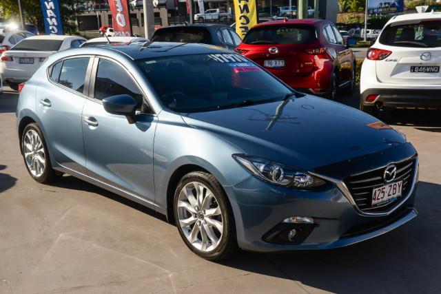 2014 Mazda 3 BM5436 SP25 Hatchback Image 5