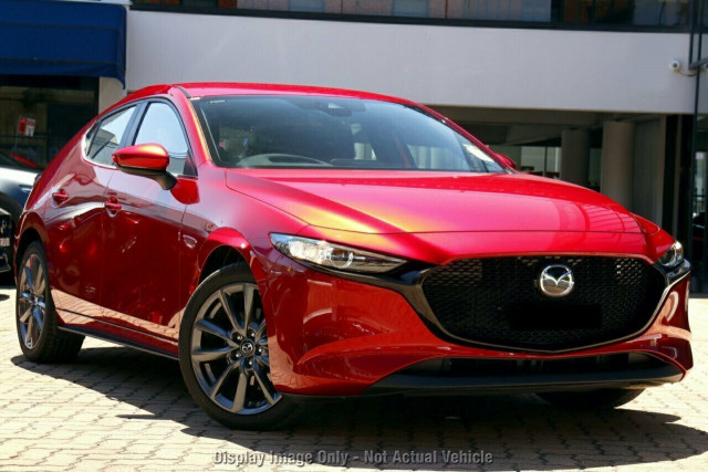 2020 Mazda 3 BP G25 Evolve Hatch Hatchback