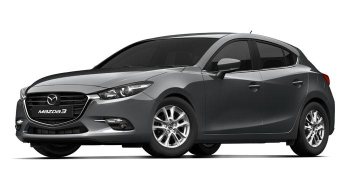 2018 Mazda 3 BN Series Maxx Sport Hatch Hatchback