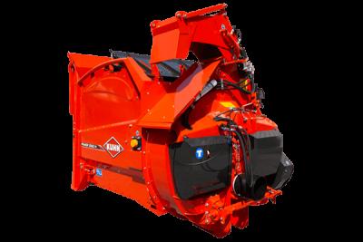 New KUHN PRIMOR 2060 M mounted version