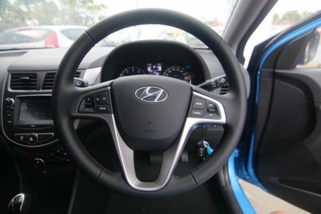 2018 Hyundai Accent RB6 Sport Sedan Sedan