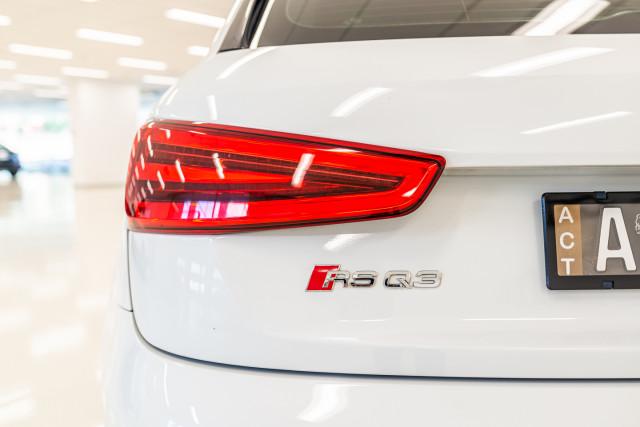 2014 MY16 Audi RS Q3 8U 2.5 TFSI Suv Image 15