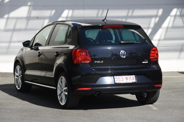 2016 Volkswagen Polo 6R MY16 81TSI Hatchback Image 3