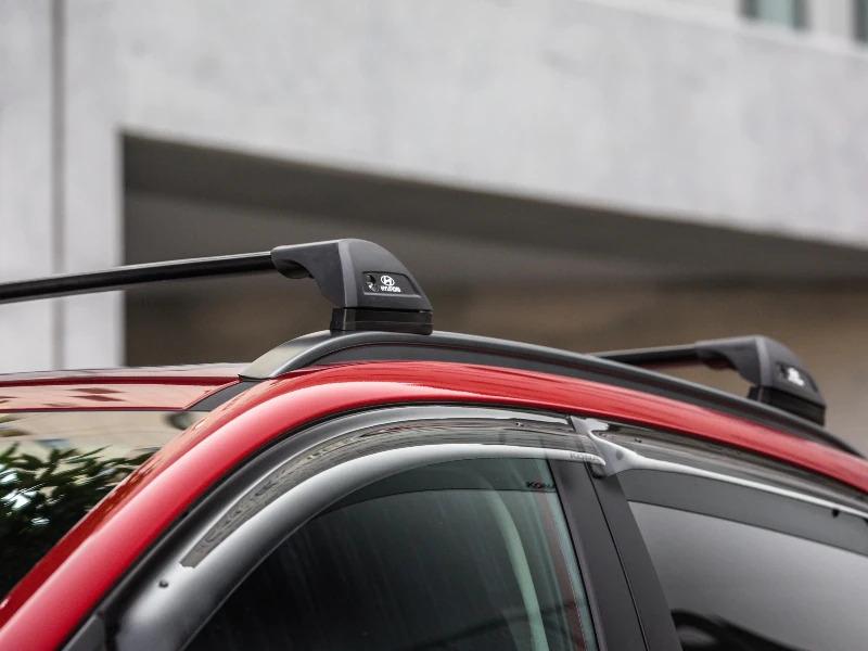 """<img src=""""Hyundai genuine roof racks - flush"""