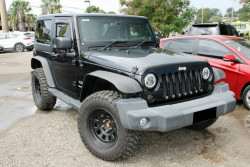 Jeep Wrangler Sport JK MY2013