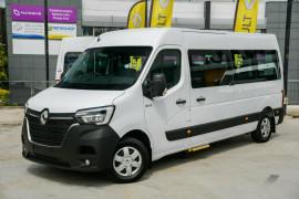 Renault Master Pro 110kW LWB X62 (Bus)
