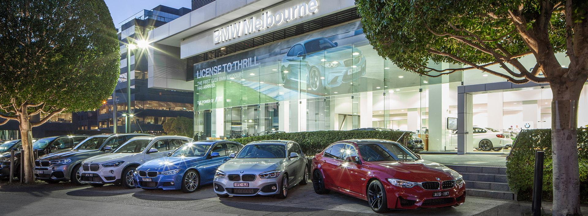 Melbourne BMW - Kingsway