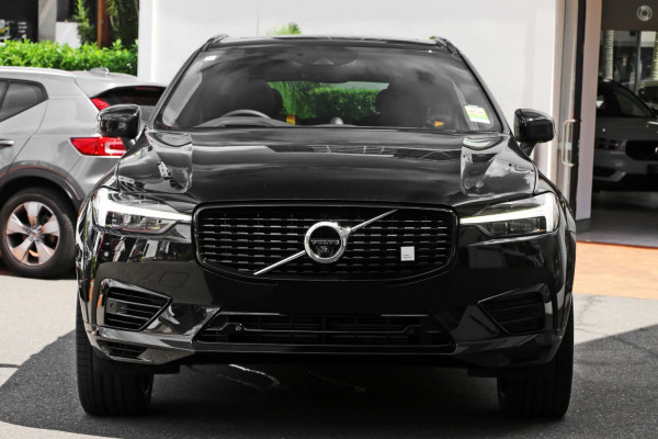 2021 Volvo XC60 (No Series) Recharge Suv Image 2