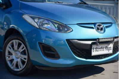 2011 MY10 Mazda 2 DE Series 1 Neo Hatchback Image 4