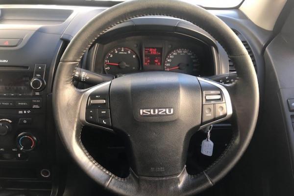 2015 Isuzu Ute D-MAX MY15 SX Ute Image 4
