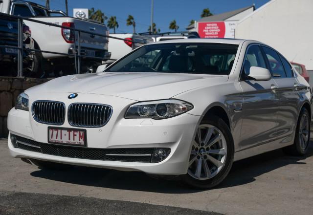 2011 MY12 BMW 5 Series F10 520d Sedan