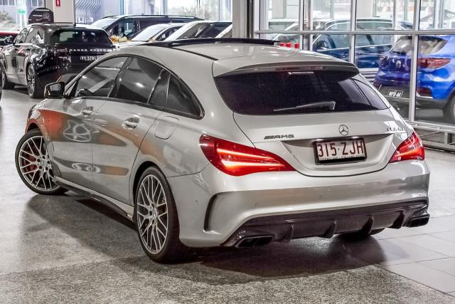 2016 Mercedes-Benz Cla-class X117 CLA45 AMG Wagon Image 2