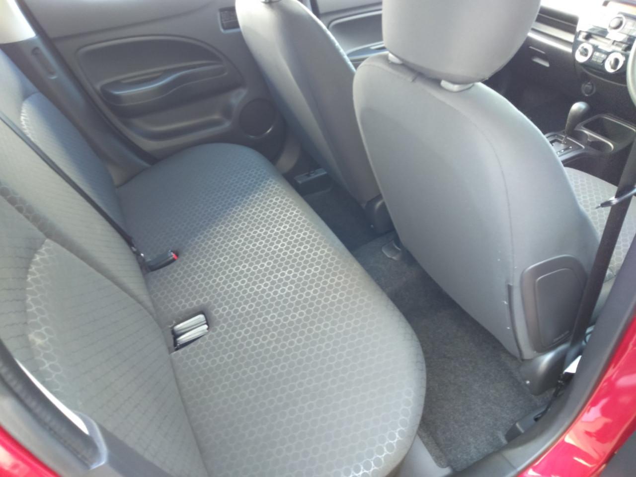 2014 MY15 Mitsubishi Mirage LA ES Hatch Image 14