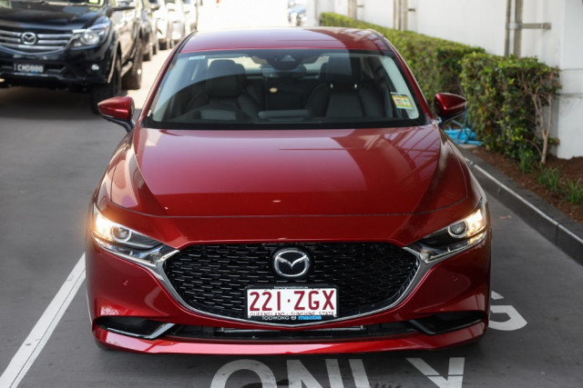 2019 Mazda 3 BP G20 Touring Sedan Sedan Image 4