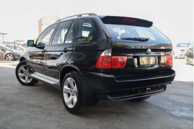 2005 BMW X5 E53 MY05 d Suv Image 4