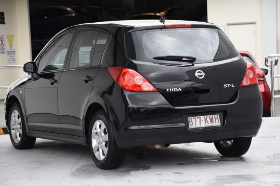 2007 Nissan Tiida C11 MY07 ST-L Hatch Image 3