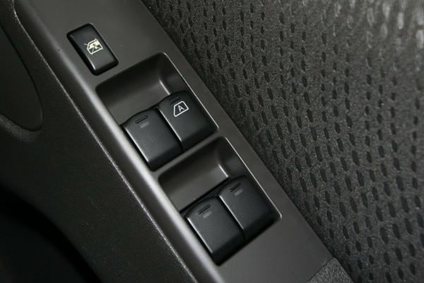 2013 MY12 Nissan Navara D40 S6 MY12 ST Utility