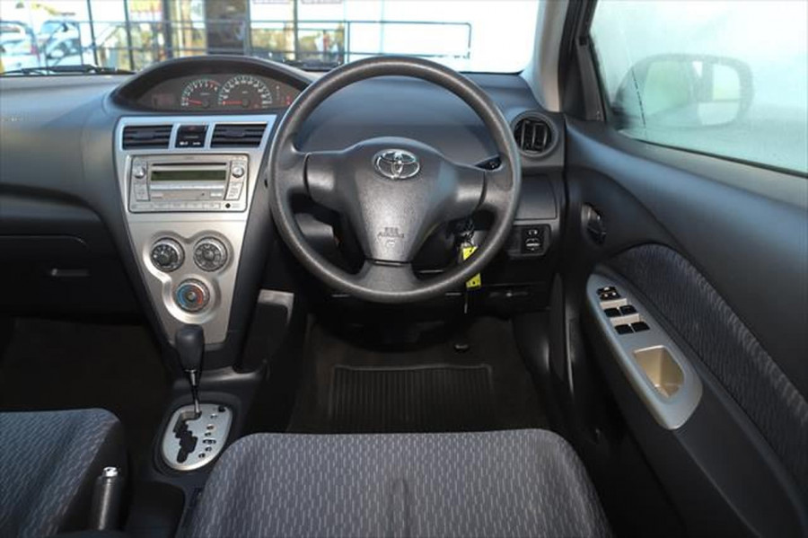 2012 Toyota Yaris NCP93R MY11 YRS Sedan Image 13