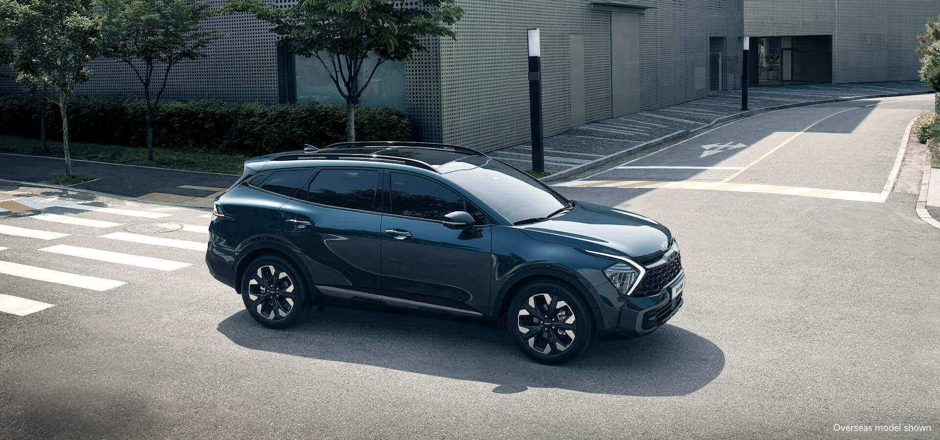All New Sportage Image