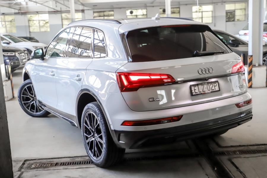 2021 Audi Q5 S-tronic