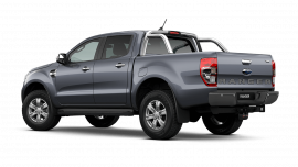 2020 MY20.75 Ford Ranger PX MkIII XLT Double Cab Utility image 6