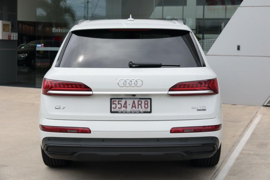 2020 Audi Q7 50 3.0L TDI Quattro 8Spd Tiptronic 210kW Suv Image 4