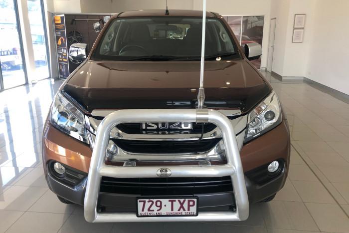2014 Isuzu Ute MU-X MY14 LS-M Wagon