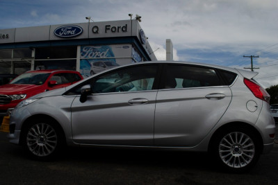 2017 MY15 Ford Fiesta WZ Sport Hatch