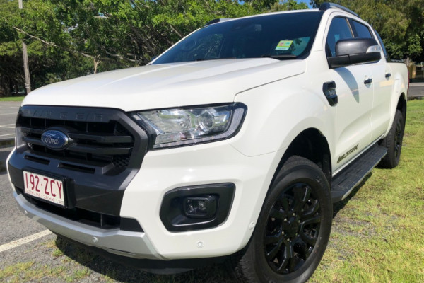 2019 MY19.75 Ford Ranger PX MkIII 4x4 Wildtrak Double Cab Pick-up Utility Image 4
