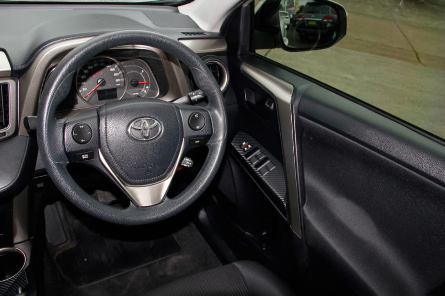 2013 Toyota RAV4 ZSA42R Wagon